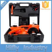 3Ton HF-450 Elevación de 15 cm a 45 cm 3 en 1 Coche Eléctrico jack de aire del coche bomba de coche eléctrico llave Auto multi-función de herramientas de mantenimiento