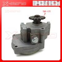 Transmission Gear Box For 33cc 43cc 49cc 52cc Ty Rod II Go Kart Pocket Bike Dirt