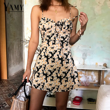 1fc978349b51d Buy fit and flare cami mini dress and get free shipping on ...
