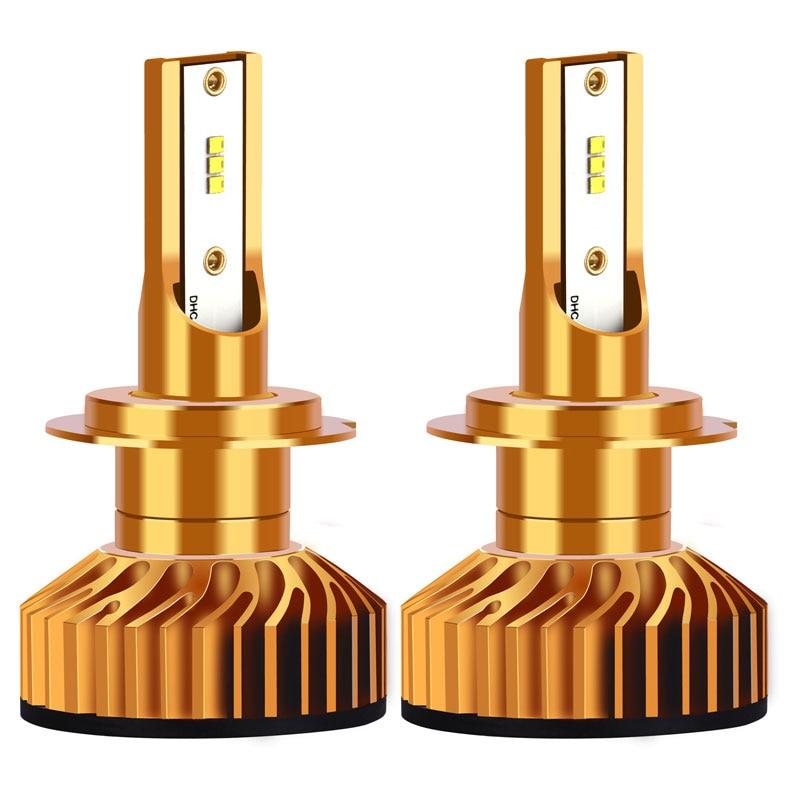 H4 светодиодный головной светильник лампочка H7 светодиодный H1 H3 H8 H11 9005 HB3 9006 HB4 9004 9007 с зэс чипы 12000LM 6500K 12V Автомобильная Противо-Туманная светильник автомобильных ламп - Испускаемый цвет: Другое
