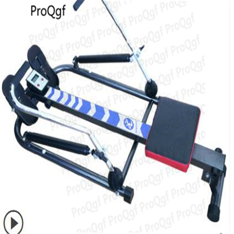 1Pcs Row Machine Abdominal red black classic color