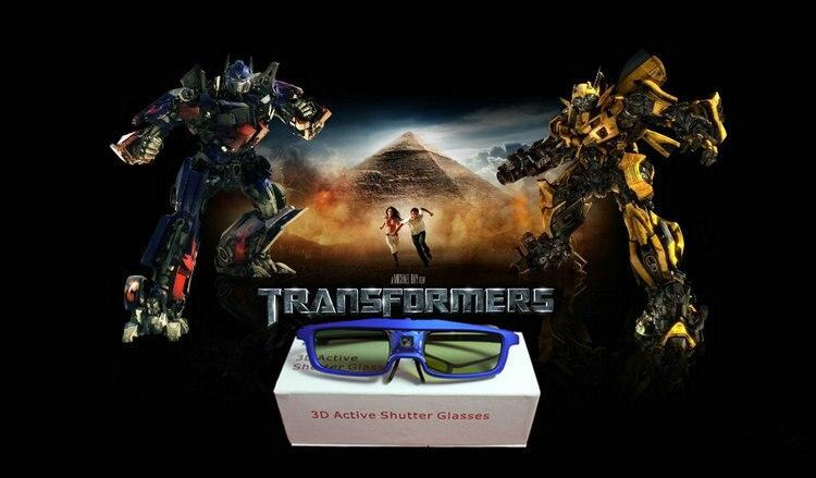 DLP 3D Glasses pic 1