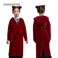 2017 Winter Autumn Fashion Parent Child Outfit Flash Polar Fleece Kid Mom Matching Long Sleeve Long