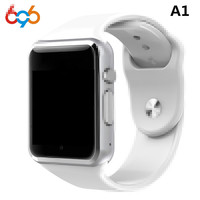 696 Factory A1 Smart Watch With Passometer Camera SIM Card Call Smartwatch For Xiaomi Huawei Android