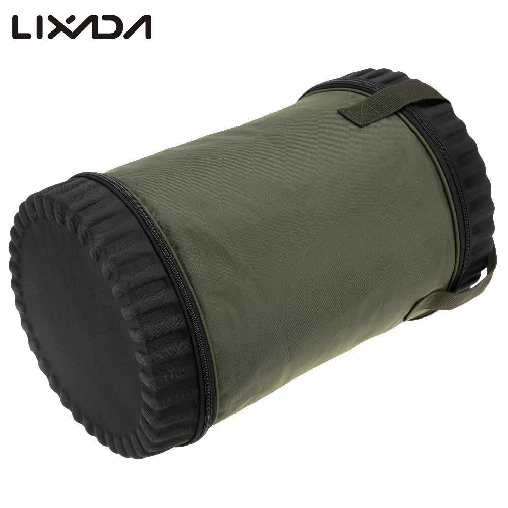 Prix pour Lixada portable seau à glace sac multifonctionnel froid glace sac polyvalent en plein air de pêche sac 28.5*28.5*42 cm