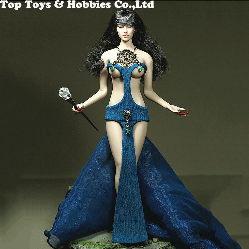 """1//6 Goddess of Life Clothing Accessories F 12/"""" TBLeague PH Big Bust Female Body"""