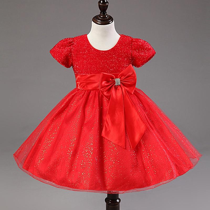 d16dfda72984 Infant Kids Clothes Costume Wedding Evening Dresses For Girls ...