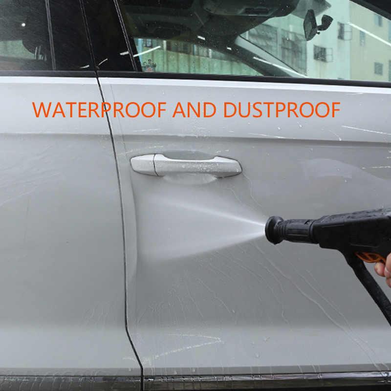 Car Stickers Car Door Sill Protector Multifunction Nano Sticker Tape Auto Bumper Strip Car Door Protect Scratchproof Accessories
