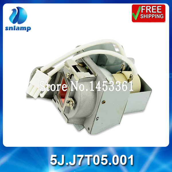100% original projector lamp bulb 5J.J7T05.001 for MX815ST/MX815ST+/MX816ST/MW817ST