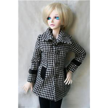 [Wamami] 600 # Плед Пальто/Одежда 1/3 SD DOD БЖД Dollfie Кукла костюм