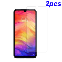 Tempered Glass Redmi Note 7 Glass For Xiaomi Redmi Note 7 Screen Protector Front Protective Film Protection Glass (2pcs)