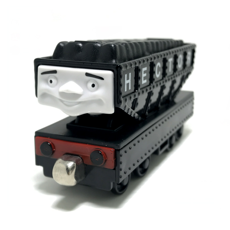 x146 Diecasts Vehicles Thomas HECTOR Thomas And Friends Magnetic Tomas Truck Car Locomotive Railway Train Toys For Boys