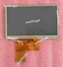 4.3 polegada 40PIN Tela LCD TFT com Painel de Toque OTA5180A Dirigir IC 480 (RGB) * 272