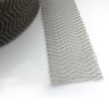 1-20 Meter 100mm Width Corrugated AISI 304 Mesh For Distillation Reflux Moonshine Brewing Pest Control(China)