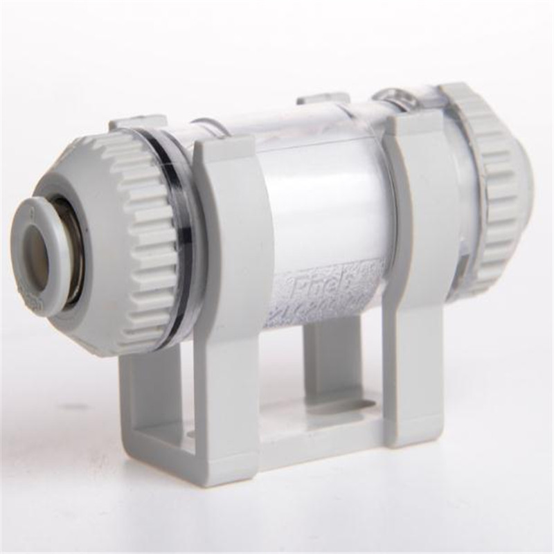 Pipe type vacuum filter small negative pressure ZFC100 04B 06B ZFC200 06B 08B replace SMC in Valves Parts from Automobiles Motorcycles