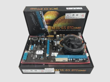 ETH miners (with i3 cpu)motherboard 8 graphics card motherboard large board  6 7 8 GPU CARDS Better than H81 Pro BTC board 1