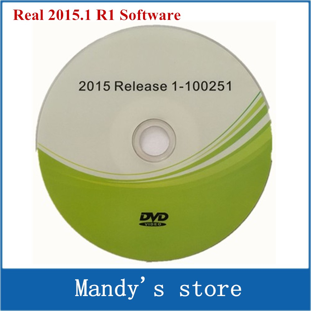 Aliexpress com buy new version software 2015 1 r1 without activtor keygen on cd disk dvd for vd tcs cdp pro plus 2015 release 1 free active from