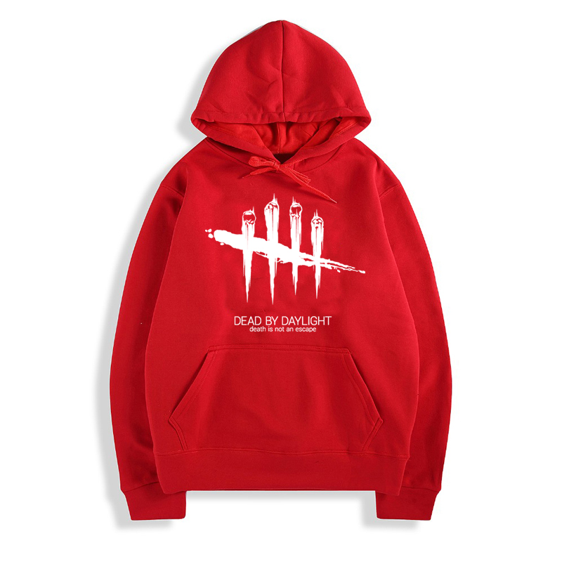 Europe Size Men Women Game Dead By Daylight Hoodies And Sweatshirts Fashion Leisure High Quality