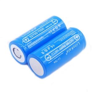 Image 3 - Liitokala 32700 3.2v 7000mah Lii 70A lifepo4充電式バッテリー携帯LiFePO4 5C放電バッテリーバックアップ電源用懐中電灯