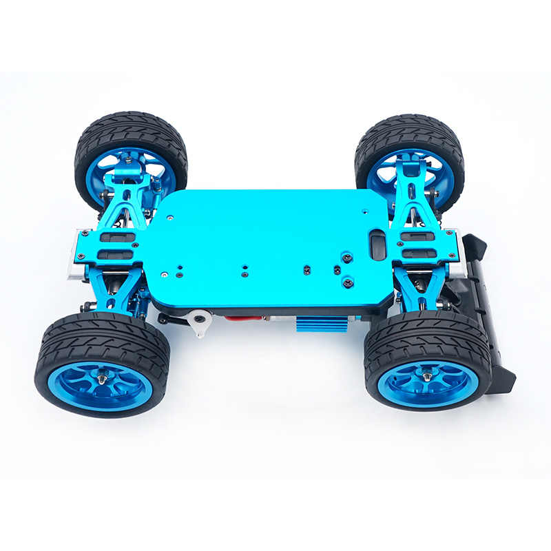 WLtoys A949 A959 A969 A979 A959-b A969-b A979-b K929-b Rc auto Onderdelen A949-03 Upgrade metalen chassis lage body shell