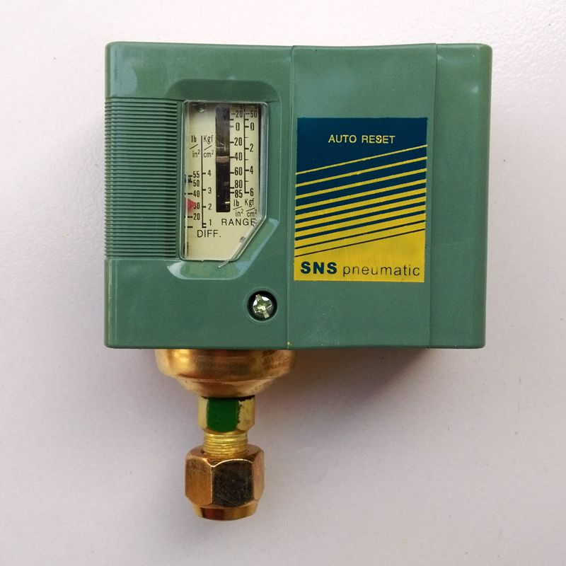 Refrigeration System Air Water Compress Pressure Switch SNS-106 pressure operated water valves are used for regulating the flow of water in refrigeration plants with water cooled condensers