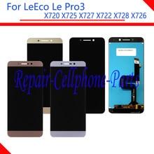 新しいフル Lcd ディスプレイ + タッチスクリーンデジタイザアセンブリのための LeTV LeEco ル Pro3 プロ 3 × 720 × 725 × 727 × 722 × 728 × 726 送料無料