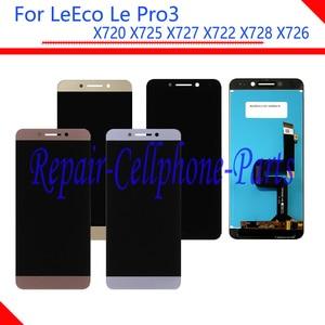 Image 1 - New Full LCD Hiển Thị + Màn Hình Cảm Ứng Digitizer Lắp Ráp Cho LeTV LeEco Le Pro3 Pro 3X720X725X727X722X728x726 Miễn Phí Vận Chuyển