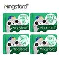 Mingsford 32 GB 16 GB 64 GB 128 GB tarjeta microsd tf tarjeta de Memoria sd tarjeta Clase 10 UHS-1 tarjeta de memoria flash para smartphones tablet DVR en vender
