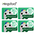 Mingsford 32GB 16GB 64GB 128GB Memory sd card microsd card tf card Class 10 UHS-1 flash card for smartphones tablet DVR on sell