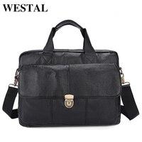 100 Genuine Leather Men Bag Shoulder Bags Brand New Men S Briefcase Business Men S Travel