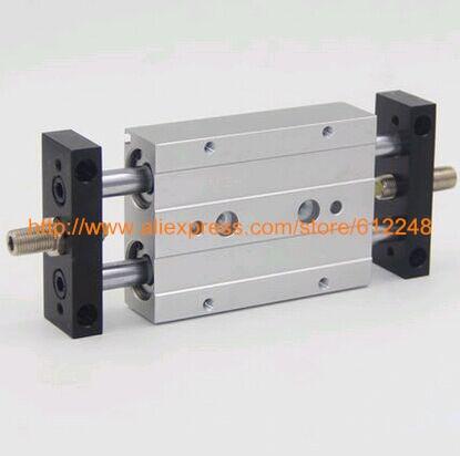 Airtac Type Dual Rod Pneumatic Cylinder/Air Cylinder STMB Series STMB20*100 STMB20-100Airtac Type Dual Rod Pneumatic Cylinder/Air Cylinder STMB Series STMB20*100 STMB20-100