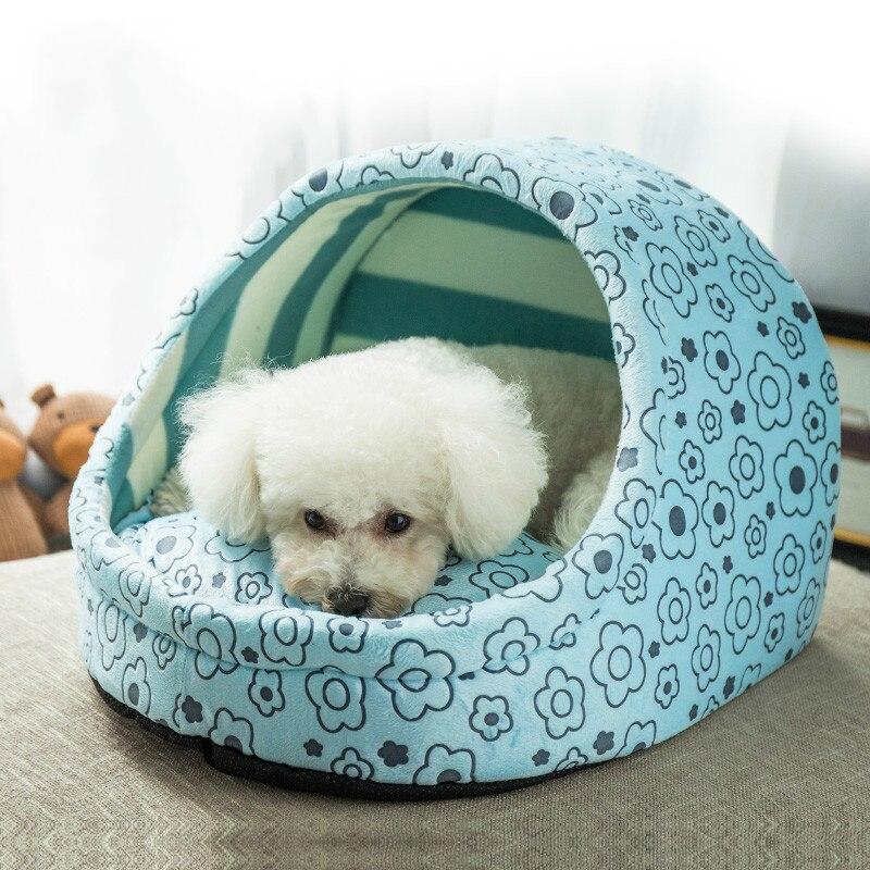 Otoño e Invierno Productos del Animal Doméstico Cama Del Perro de La Perrera Lav