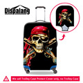 Fashion Skull Travel Luggage Protective Covers For Trolley Suitcase Thick Waterproof Dustproof Elastic Cover Travel Accessories