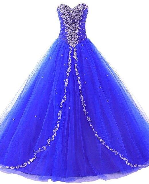 0223b721f6 2015 nuevo diseño magnífico amor moldeado Appliques del Organza Quinceanera  del vestido vestido para 15 años