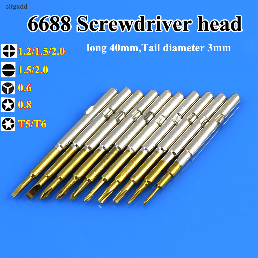5 In 1 Screwdriver Set Torx Precision Bits Kit Multi-function Repair Open Screw Driver Kit For Phones Computer Hand Tools