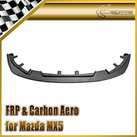 Voiture-style Pour Mazda MX5 ND5RC Miata Roadster FRP Fiber De Verre Odula Style Lèvre Avant