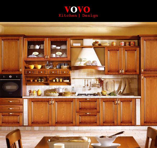 US $599.0 |Classic kitchen cabinet design wholesale-in Kitchen Cabinets  from Home Improvement on AliExpress