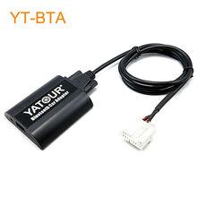 Yatour BTA Car Bluetooth Adapter Kit for Factory OEM Head Unit Radio for Fiat Sedici