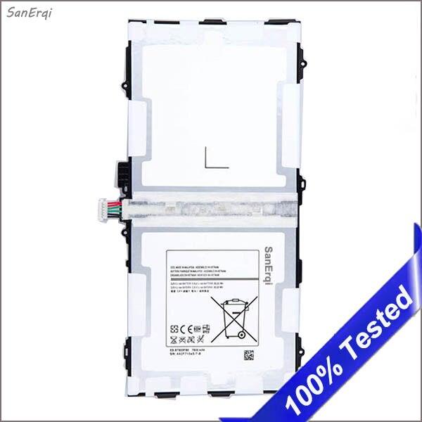 Für Samsung Galaxy Tab S 10,5 T800 T801 T805 Batterie Tablet Pc EB-BT800FBE 7900 mah