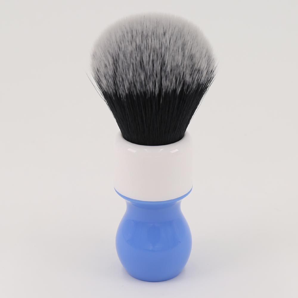 Yaqi 24mm Naples Tuxedo Knot Shaving Brush naples 1