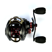 Hot Sale! New Baitcasting Reel Fishing Reel Gear Ratio 7.0:1 Bait Casting Reel Bass Fishing Wheel Cat Fish 18BB Cast Reel