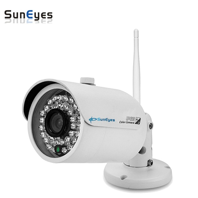 Suneyes Sp V1801w Poe 1080p Full Hd Mini Ip Camera Outdoor With Both Wireless And Functions