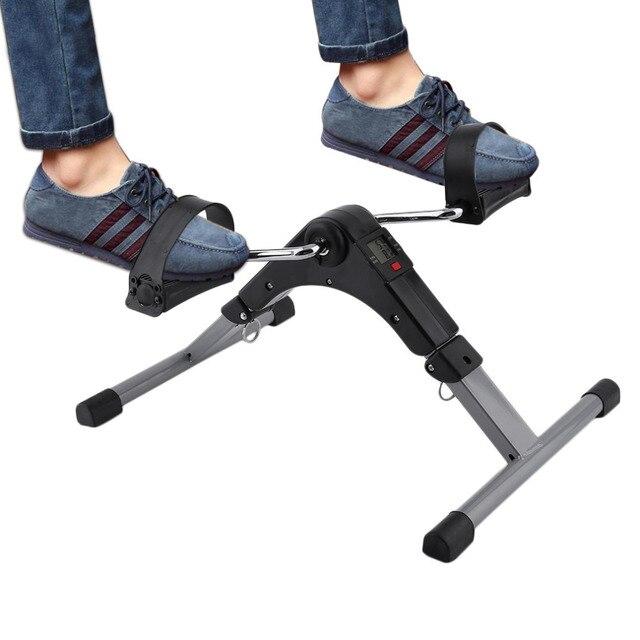 1Pcs Pedal Exerciser Bike Best Arm Leg Exercise Peddler Machine Mini spinning bicycle