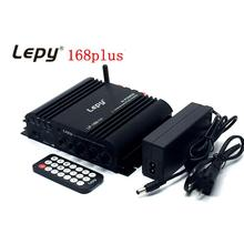 10 шт./лот 168 плюс мини Hi-Fi Bluetooth сабвуфер цифровой усилитель бас автомобильный домашний усилитель