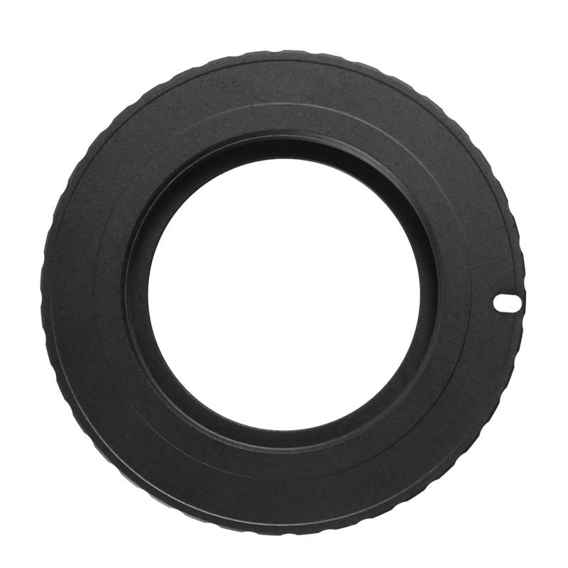 ALLOET M42 Lens Mount Adapter Ring Lens AF Confirm Bayonet Lens Adapter for Canon EOS 5D2 5D3 Camera Lens Mount
