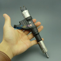 ERIKC Auto Fuel Injector 095000 6702 High Performance Common Rail Injector 6702 Diesel Engine Spare Parts