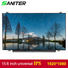 SANITER B156HAN01.2 NV156FHM-N43 LTN156HL01 LP156WF6 SP B1 72 NTSE Широкий формат зрения цветовую гамму