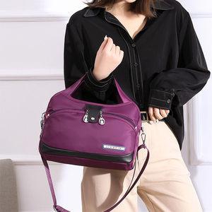 Image 3 - Naylon Kadın askılı çanta bayan çanta Su Geçirmez Kadın omuzdan askili çanta Tasarımcısı Yüksek Kaliteli Crossbody Çanta Genç Kızlar Için