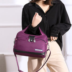 Image 3 - Nylon Women Messenger Bag Ladies Handbags Waterproof Female Shoulder Bag Designer High Quality Crossbody Bags For Teenager Girls