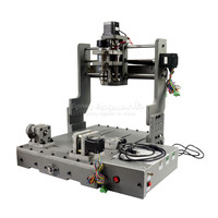 DIY CNC Router 3040 4 Axis LY Mini CNC Engraving Machine Free Tax To EU